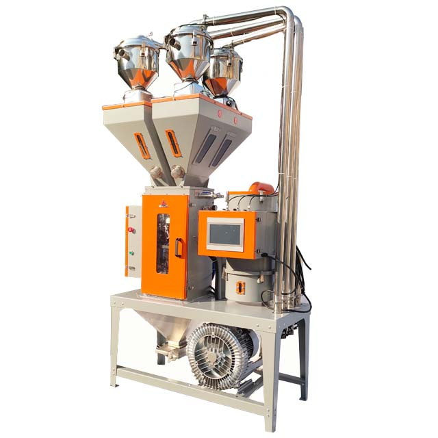 Gravimetric Blender_Weigh Scale Blender_gravimetric blenders